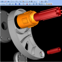 cad-solid-part-model